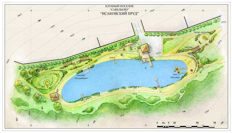 Исаковский пруд